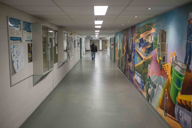 The core corridor