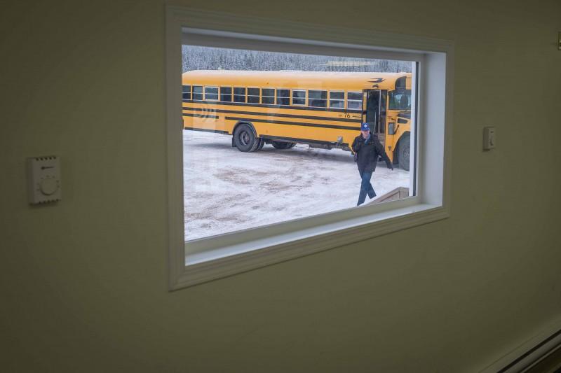 The classic schoolbus