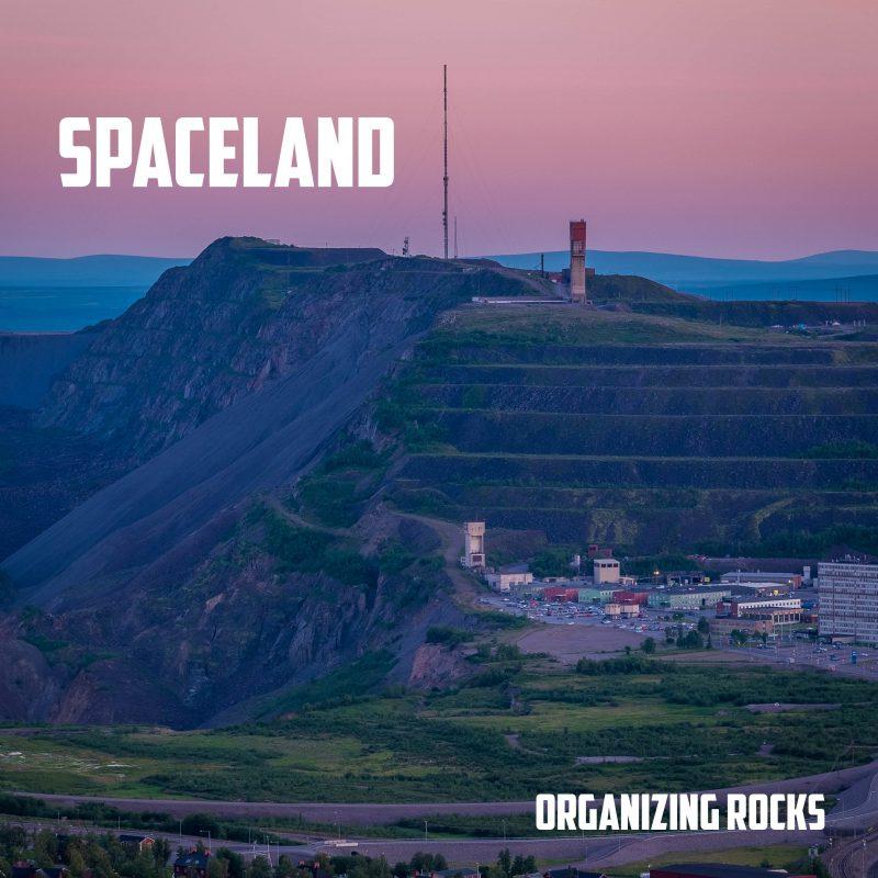 Spaceland booklet